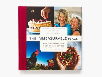 This Immeasurable Place Cookbook