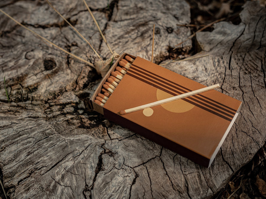 Sunset Matchbook