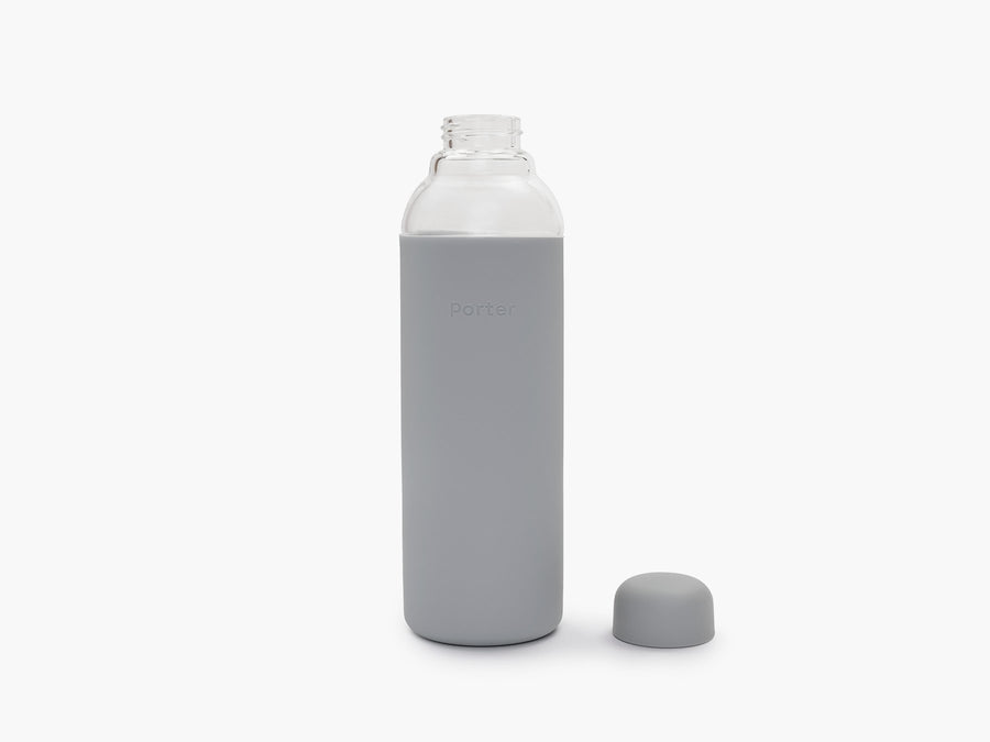 Porter Glass Water Bottle