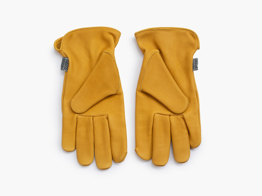 Classic Work Glove - Natural Yellow