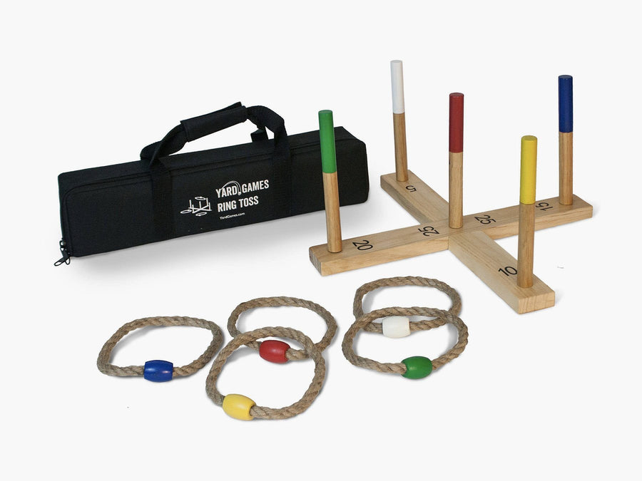 Ring Toss Game Premium Set