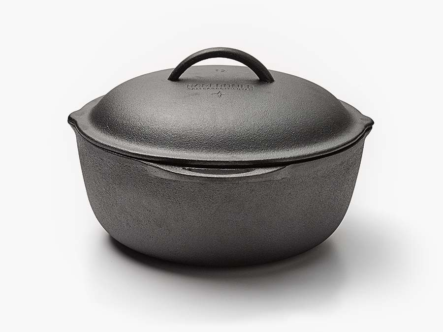 Cast Iron Dutch Oven – 8 Qt.
