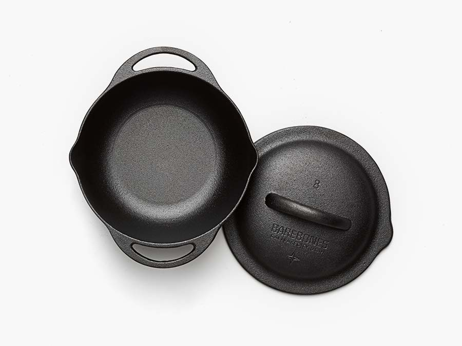 Cast Iron Dutch Oven – 2 Qt.