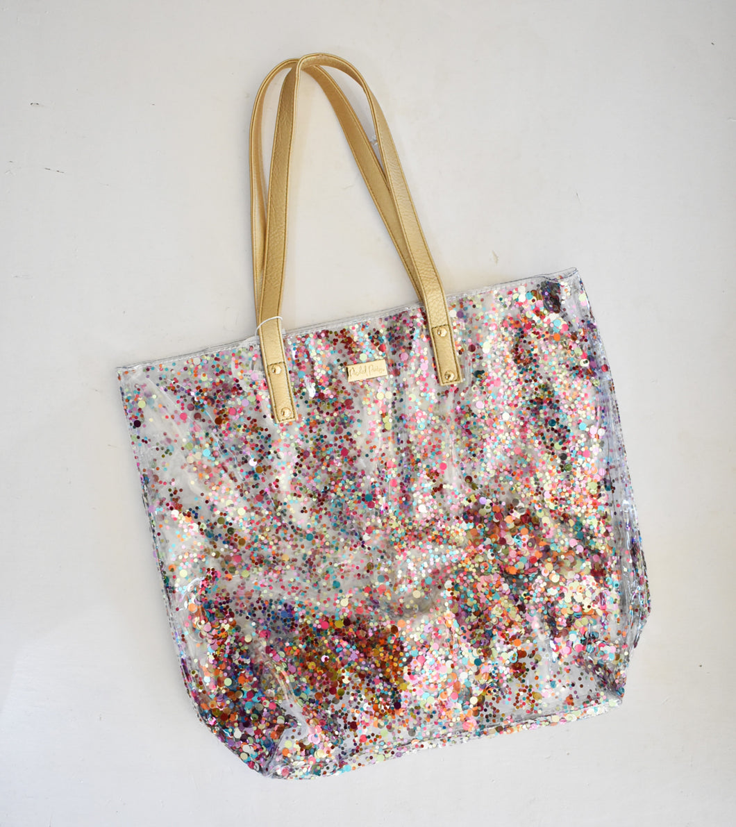 Packed Party Confetti Bucket Bag