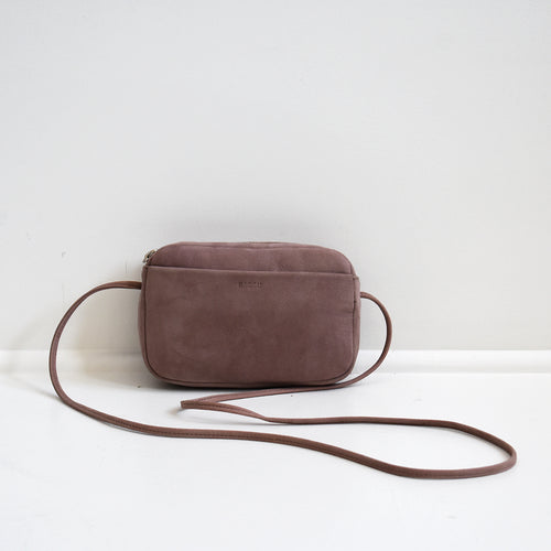 Baggu Mauve Rectangle Purse