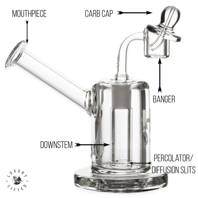 LUXURY LIFTED BLOG POST: What is a dab rig?