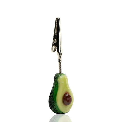 Avocado Roach Clip-Luxury Lifted
