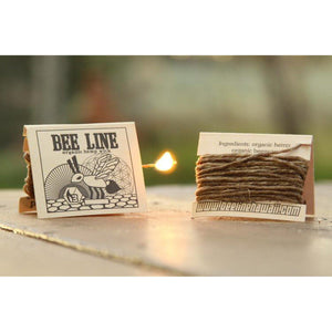 BeeLine Hemp Wick Thin 9ft.-Luxury Lifted