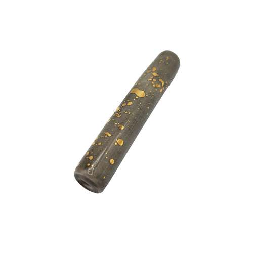 Charcoal One Hitter with 22k Gold Luster-Luxury Lifted
