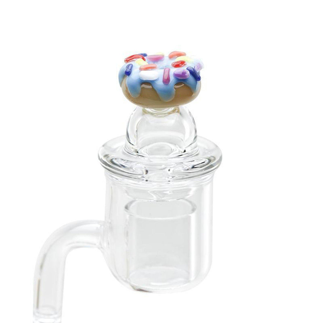 Donut Carb Cap-Luxury Lifted