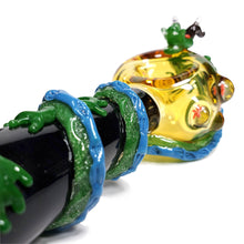 Load image into Gallery viewer, Dragon Sphere Spoon Pipe--Luxury Lifted