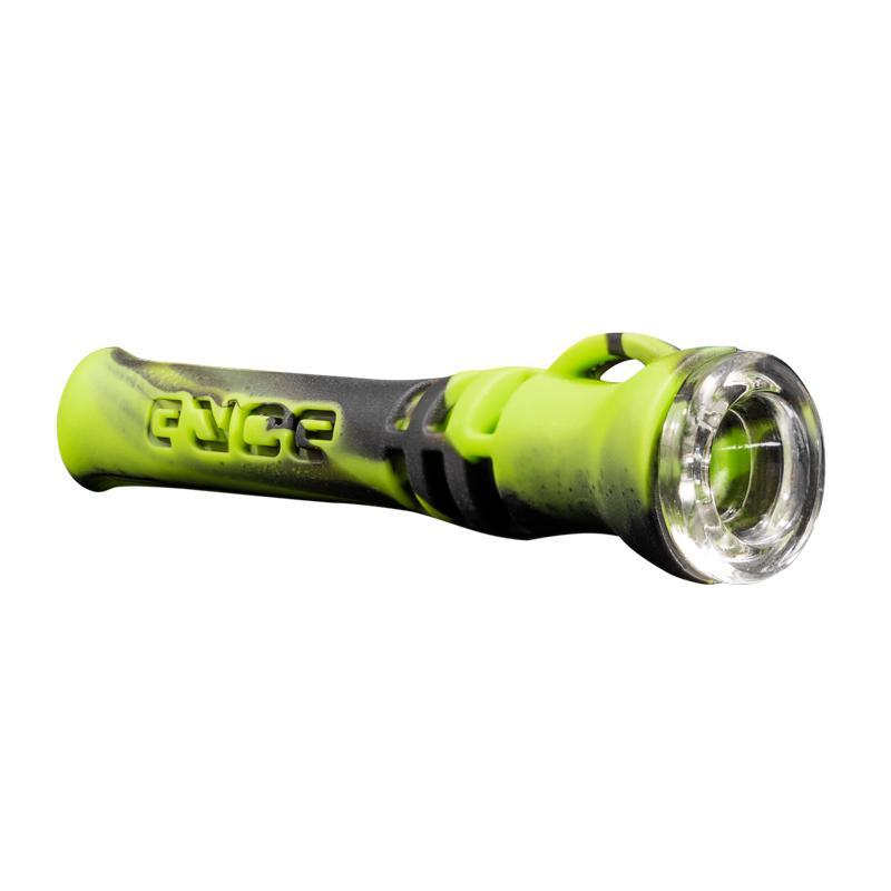 Eyce Shorty Silicone One Hitter-Luxury Lifted-Creature Green-Luxury Lifted