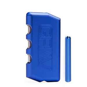 GRAV Dugout & One Hitter-blue-Luxury Lifted