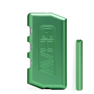 GRAV Dugout & One Hitter-green-Luxury Lifted