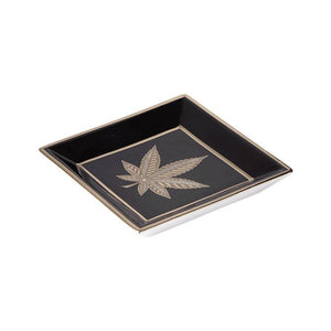 Higher Standards X Jonathan Adler Smolder Hashish Square Tray-Luxury Lifted