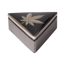 Load image into Gallery viewer, Higher Standards X Jonathan Adler Smolder Hashish Triangle Box-Luxury Lifted