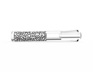 K. Haring One Hitter-Luxury Lifted-black and white-Luxury Lifted