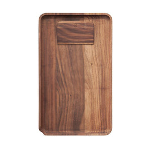 Marley Natural Large Rolling Tray-Luxury Lifted