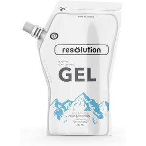 Resolution Gel Glass Cleaner--Luxury Lifted