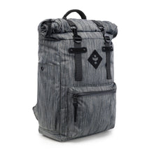 Load image into Gallery viewer, Revelry The Drifter Rolltop Backpack Striped Dark Grey-backpack-Luxury Lifted