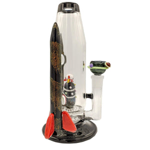 Rocketship Water Pipe-water pipe-Luxury Lifted-Luxury Lifted