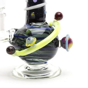 Rocket Ship Mini Bong-water pipe-Luxury Lifted