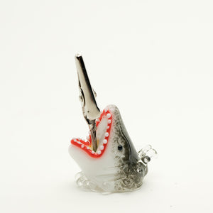 Shark Attack Roach Clip-Luxury Lifted