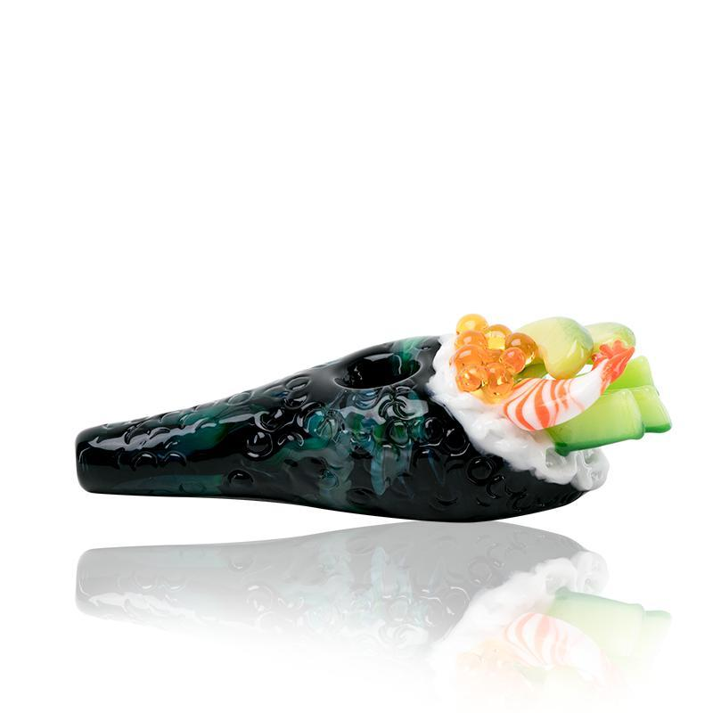 Shrimp Hand Roll Glass Pipe-Luxury Lifted