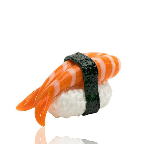 Shrimp Nigiri Glass Pipe-Luxury Lifted