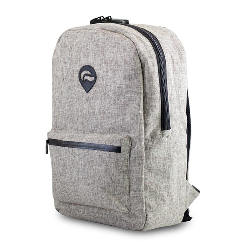 Skunk Bags Element Smell-Proof Backpack Khaki-Luxury Lifted