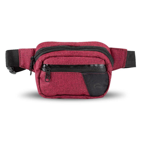 Skunk Bags Hipster Mini Kross Burgundy-Luxury Lifted