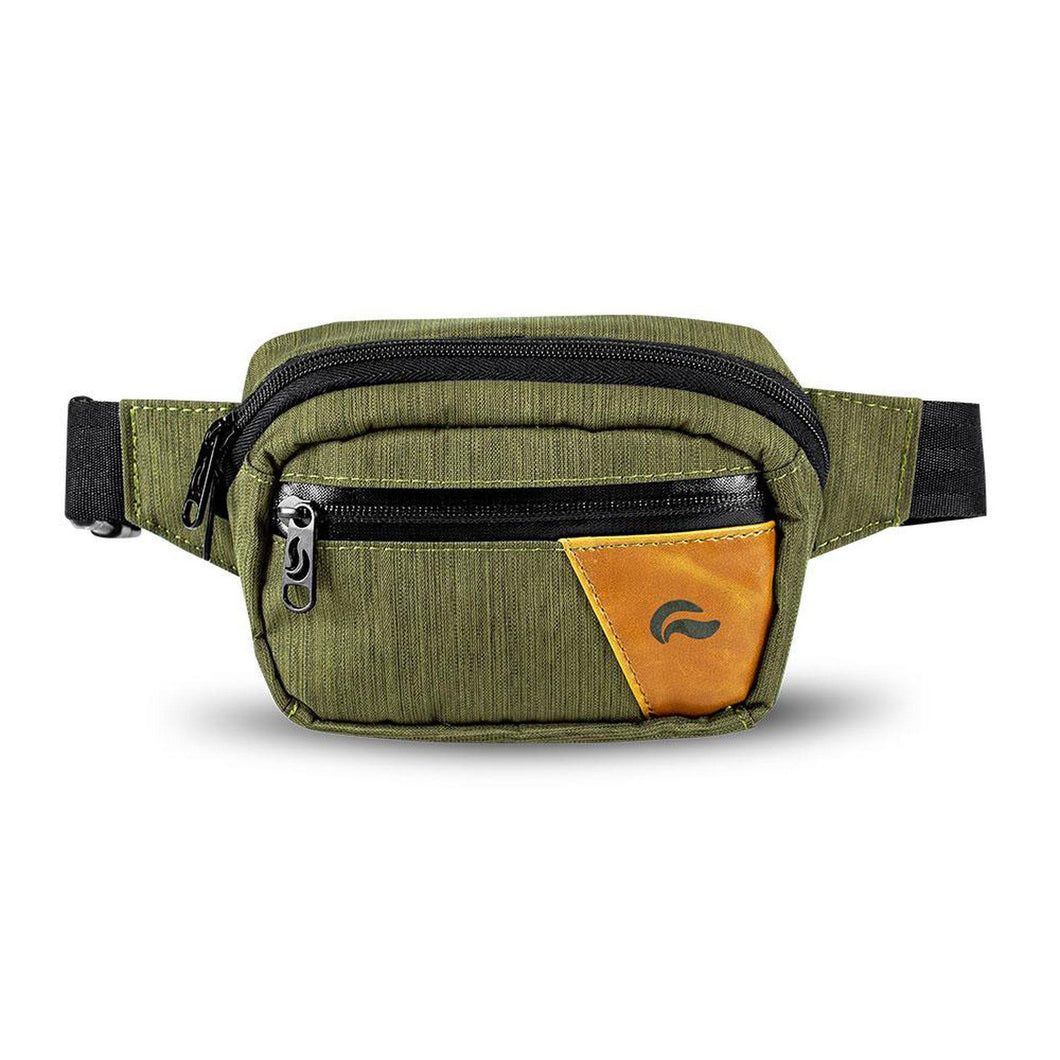 Skunk Bags Hipster Mini Kross Green-Luxury Lifted