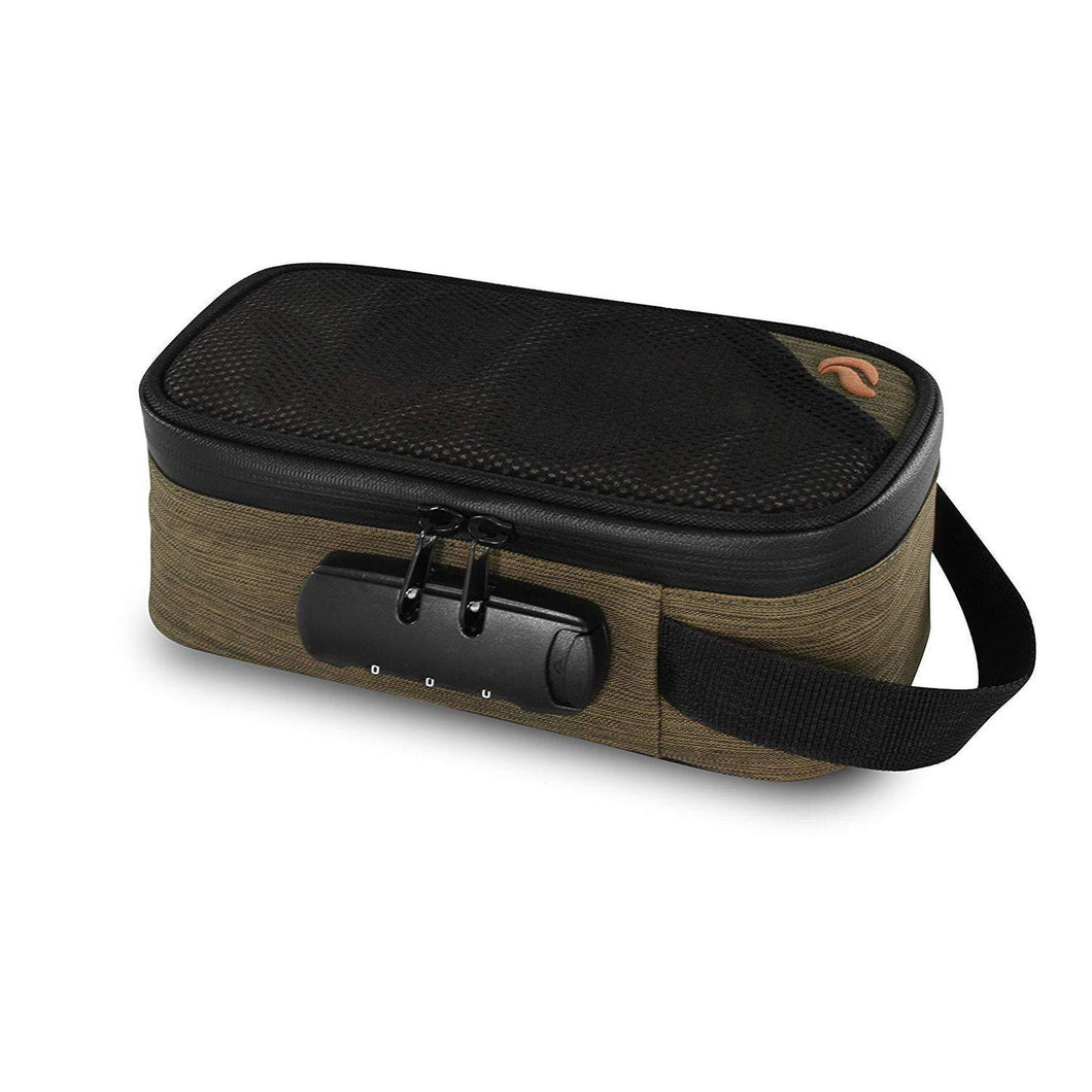Skunk Bags SideKick Smell-Proof Case in Green-Luxury Lifted