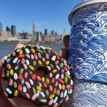 Load image into Gallery viewer, Sprinkle Donut Glass Pipe-Luxury Lifted