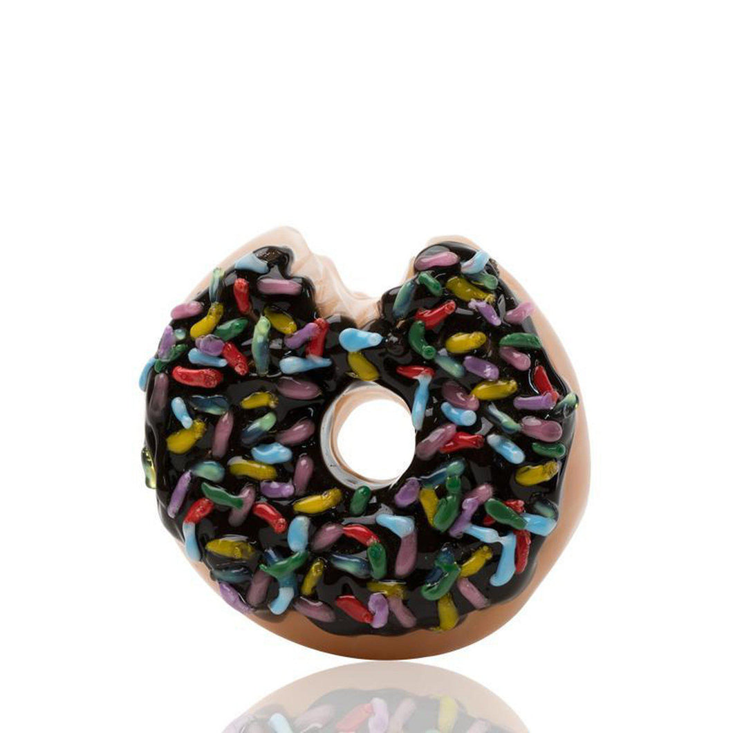 Sprinkle Donut Glass Pipe-Luxury Lifted