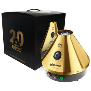 Storz & Bickel Volcano Classic Vaporizer Special Edition - Gold-vaporizer-Luxury Lifted-Luxury Lifted
