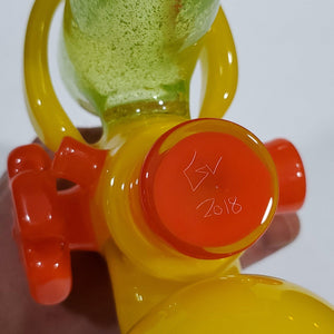 Super Smoker Bubbler-Luxury Lifted