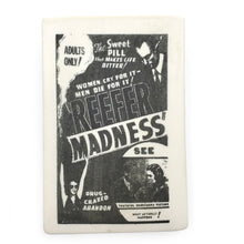 Load image into Gallery viewer, Vintage Printed Ceramic Matchbox - Reefer Madness--Luxury Lifted