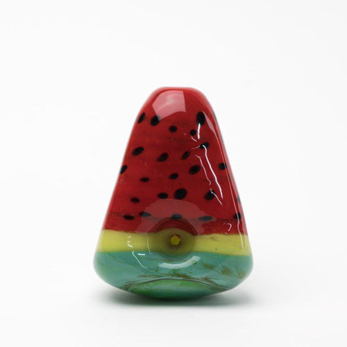 Watermelon Slice Glass Pipe-Luxury Lifted