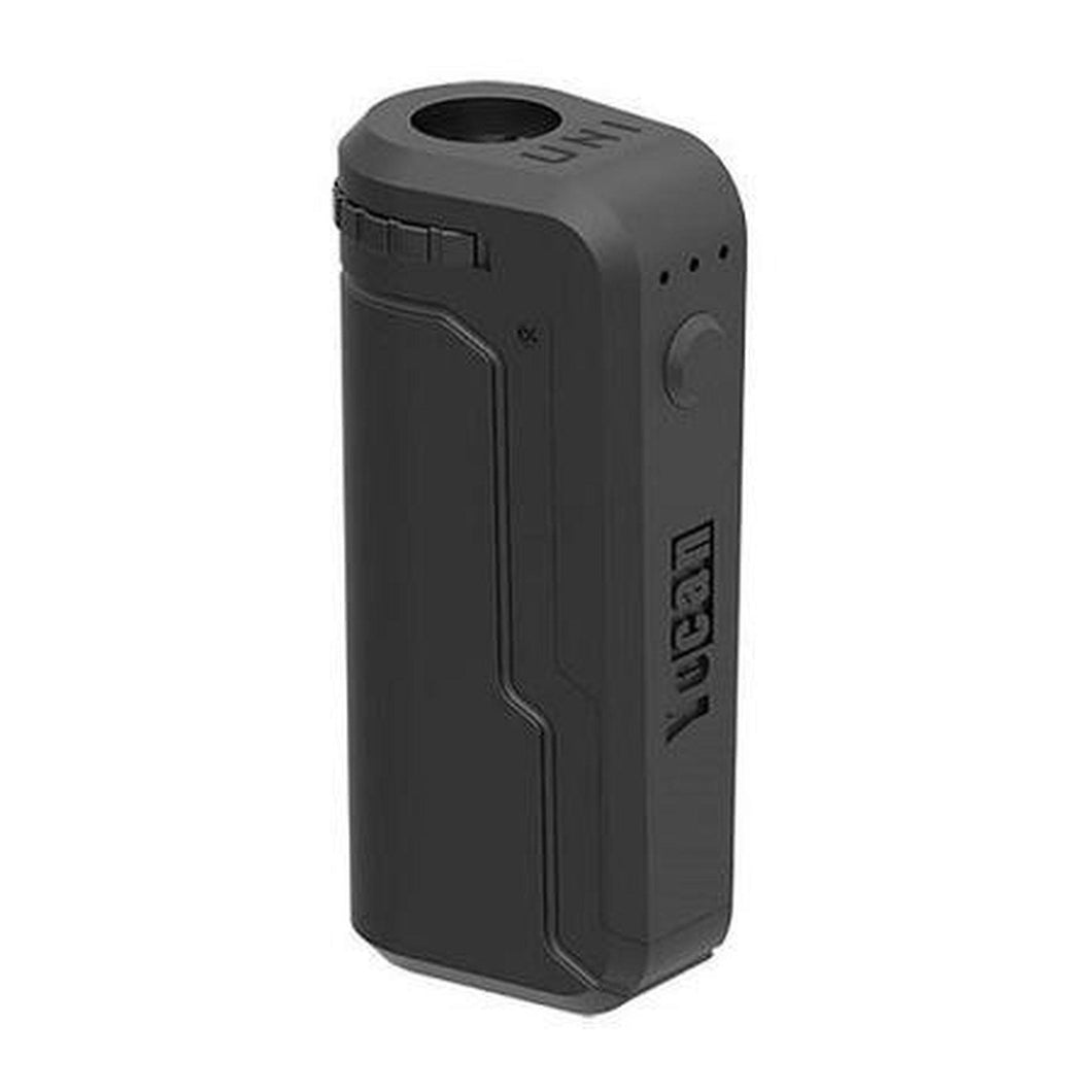 Yocan UNI Universal 510 Thread Box Mod Vaporizer-midnight black-Luxury Lifted