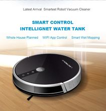 Load image into Gallery viewer, 3-in-1 Smart Robot Vacuum, Mopper, and Sweeper
