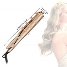 Load image into Gallery viewer, Thera PRO 2 in 1 Hair Curler and Straightener
