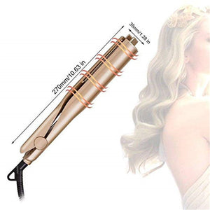 Thera PRO 2 in 1 Hair Curler and Straightener