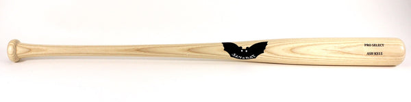 ASH KS15 - Stock / All Natural (Black)