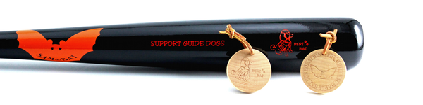 KB1-Bert Bat / Support Guide Dogs