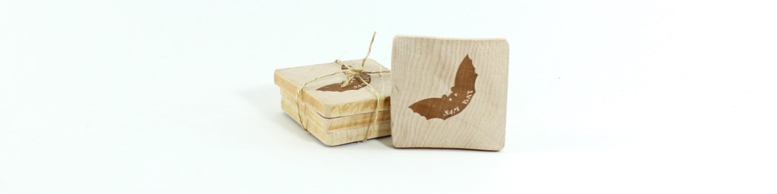 Sam Bat Coasters