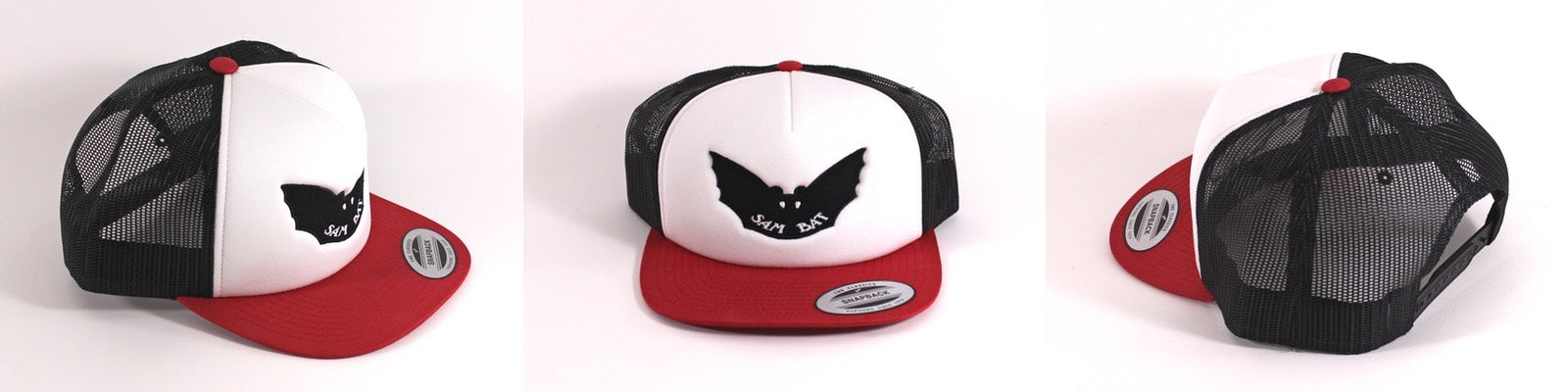 Sam Bat Foam Trucker