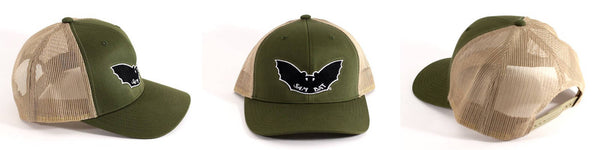 Sam Bat Retro Trucker