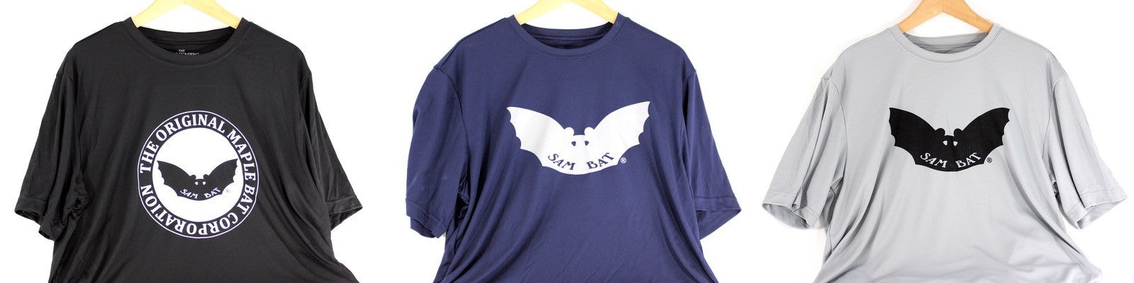 Sam Bat Performance T-Shirt