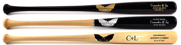 Custom Wedding Bat